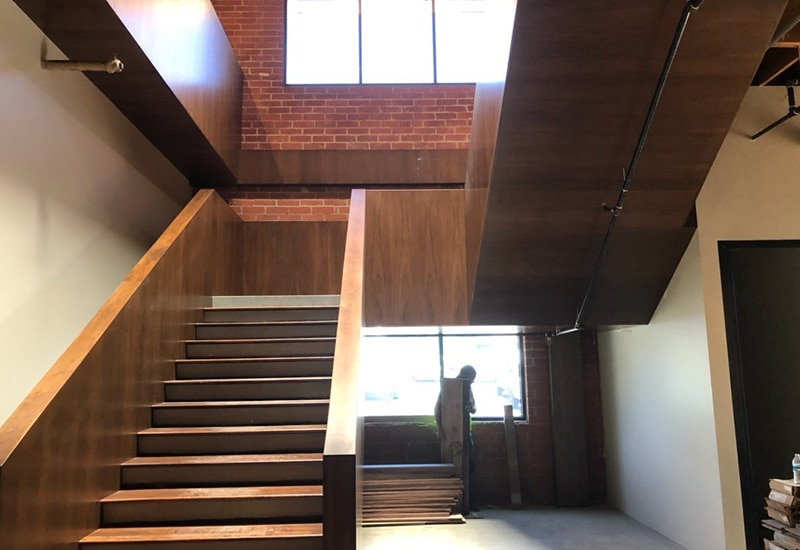 metal stud framing & drywall 1
