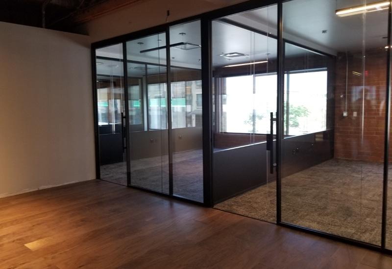 metal stud framing & drywall 6