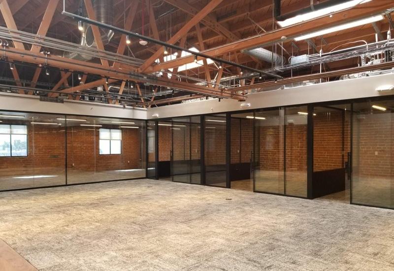 metal stud framing & drywall 8