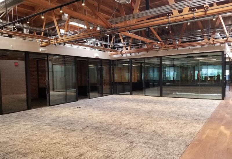 metal stud framing & drywall 9