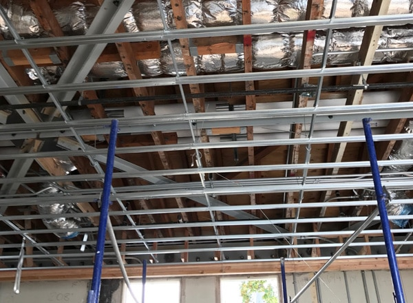 Suspended Drywall Ceilings Superior